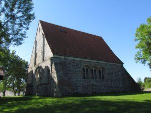 Kościół romański w Będargowie