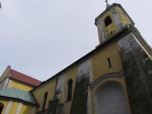 Kościół Nawiedzenia NMP w Ścinawie Małej