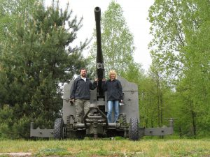Skansen bojowy w Zdbicach