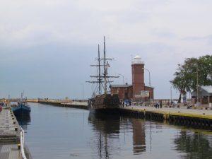 Latarnia morska w Darłówku