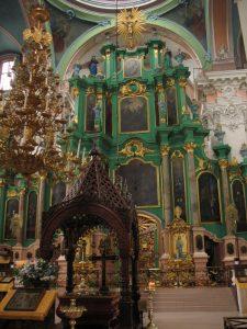 Cerkiew Św. Ducha w Wilnie na Litwie
