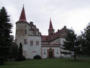 Zamek w Stoszowicach