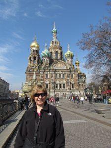 Cerkiew Zbawiciela na Krwi w Petersburgu