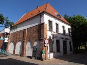 Dom gotycki, a dziś Pałac Ślubów w Koszalinie