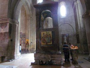 Katedra Sveti Tschoveli w miejscowości Mtskheta