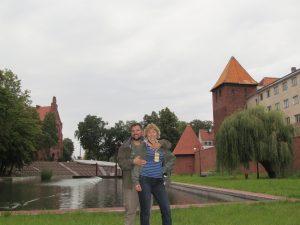 Collegium Hosianum i Amfiteatr Miejski w Braniewie