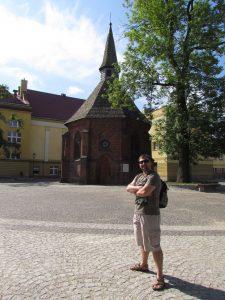 Kaplica Św. Gertrudy w Koszalinie