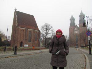 Ostrów Tumski w Poznaniu