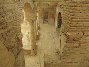 Domy bogatych mieszkańców Efezu