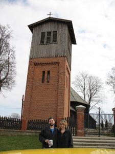 Kościół drewniany w Złotowie