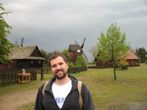 Skansen w Osieku nad Notecią