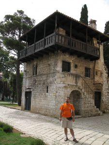 Dom romański w Porecu