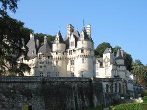 Zamek Usse