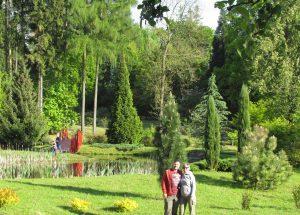 Ogród dendrologiczny - Park Gliniec