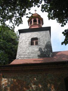 Kościół romański w Brzozie