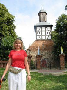 Kościół romański w Wojcieszycach
