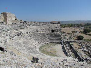 Teatr w Milecie