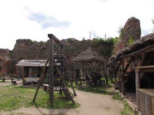 Zamek w Starym Drawsku