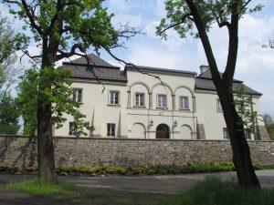 Zamek w Czańcu
