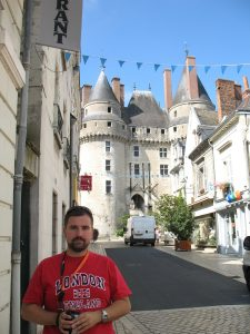 Zamek Langeais