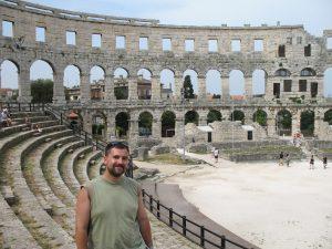 Amfiteatr rzymski w Puli