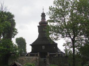 Kościół drewniany w Łodygowicach