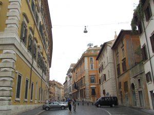Rzymska uliczka