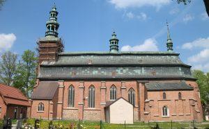 Klasztor kartuzów w Kartuzach