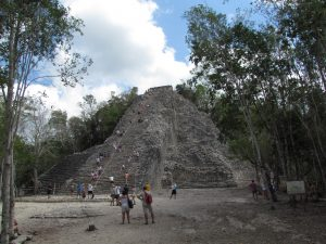 Piramida el Castillo