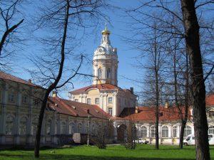 Ławra Aleksandra Newskiego w Petersburgu