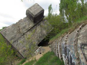 Skansen Forteczny w Wałczu - Bunkier Ost