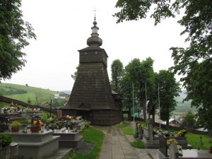 Cerkiew w Andrzejówce