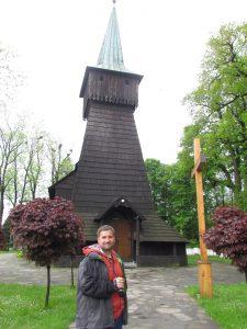 Kościół drewniany w Gilowicach
