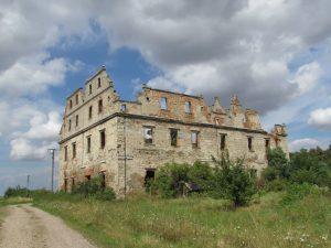 Zamek w Borzygniewie
