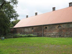Zamek w Rogoźnie Pomorskim