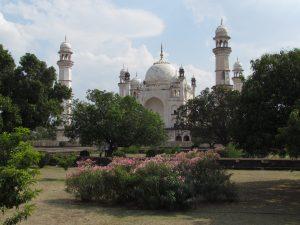 Aurangabad - Bibi-ka-Maqbara