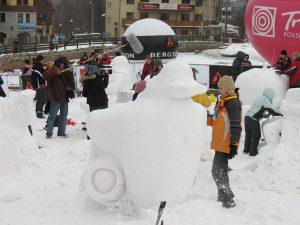 Śniegolepy w Szklarskiej Porębie