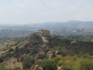 Świątynia della Concordia w Agrigento