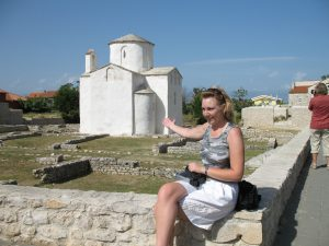 Nin - najmniejsza katedra na Świecie