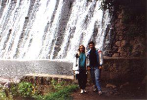 Wodospad Łomnicy w Karpaczu