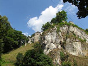 Zamek Łokietka w Ojcowie