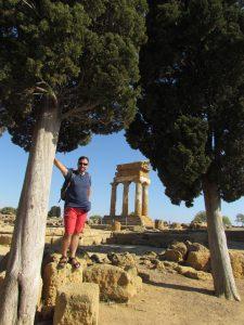 Świątynia Kastora i Polluksa w Agrigento