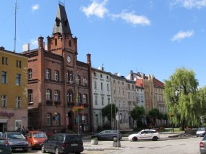 Ratusz na Rynku w Niemczy