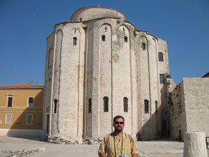 Kosciół Św. Donata w Zadarze