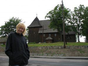 Kościół drewniany w Tarnowie Pałuckim