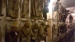 Katakumby Kościoła Kapucynów w Palermo