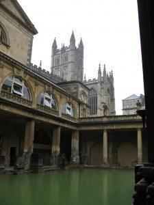 Łaźnie rzymskie w Bath