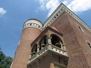 Zamek w Rzemieniu
