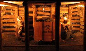 Kopalnia węgla kamiennego w Nowej Rudzie