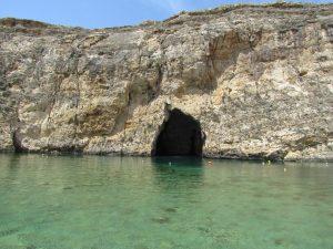 Inland Sea, czyli wewnętrzne morze na Gozo